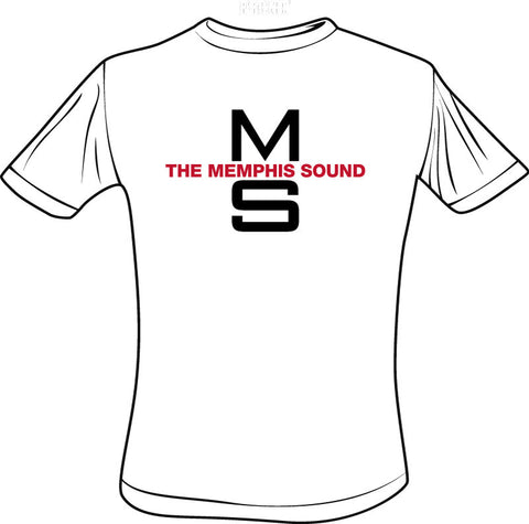 The Memphis Sound White T-Shirt