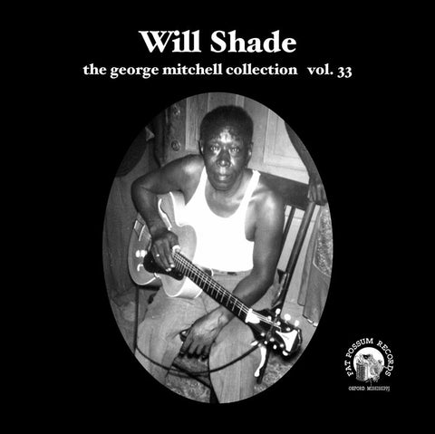 Vol 33 - Will Shade