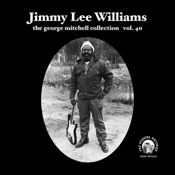 Vol 40 - Jimmy Lee Williams