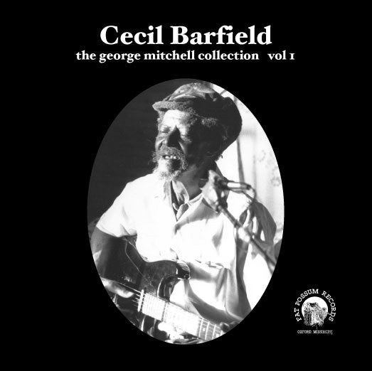 Vol 01 - Cecil Barfield
