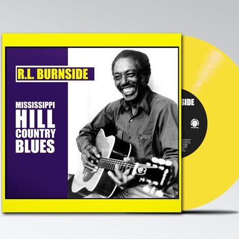Mississippi Hill Country Blues - Exclusive Color Vinyl