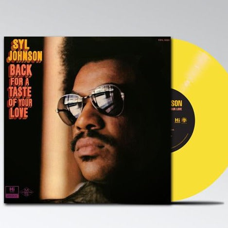 Back For A Taste Of Your Love - Exclusive Color Vinyl
