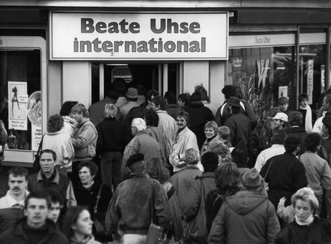 Sex Shop Beate Uhse Éxito