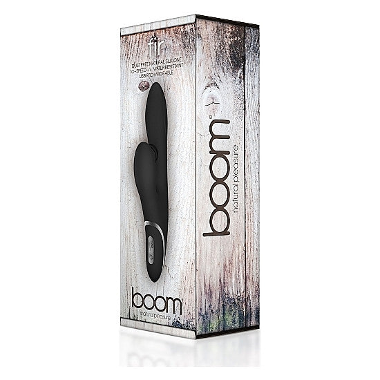 Vibrador Recargable Brush Booom - Sensualove - 4
