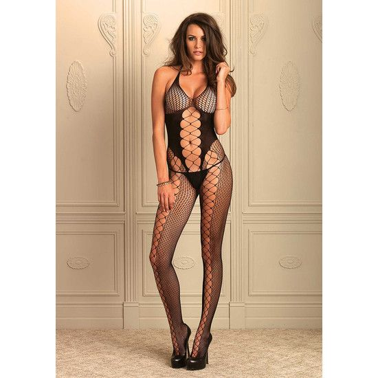 Bodystocking Sexy Multired