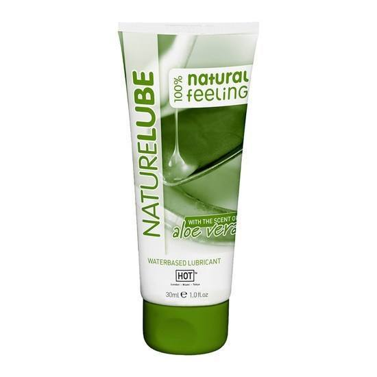 Hot Nature Lubricante Aloevera 30 Ml - Sensualove