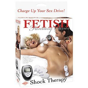 Fetish Fantasy Shock Therapy Kit - Sensualove - 2