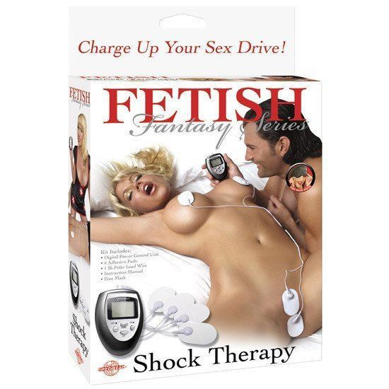 Fetish Fantasy Shock Therapy Kit - Sensualove - 6