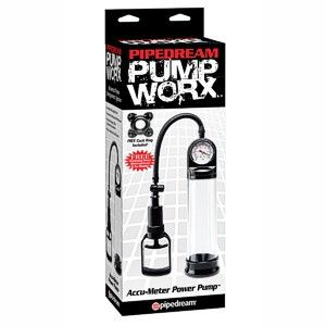 Pump Worx Bomba De Ereccion Manometro - Sensualove - 2
