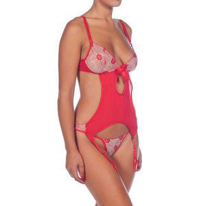 Intimax  Body Alicia Rojo - Sensualove - 2