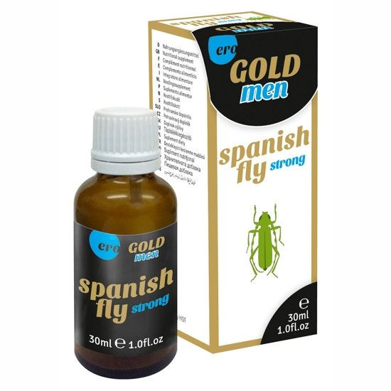 Ero Spanish Fly Gold Strong For Men - Sensualove - 3