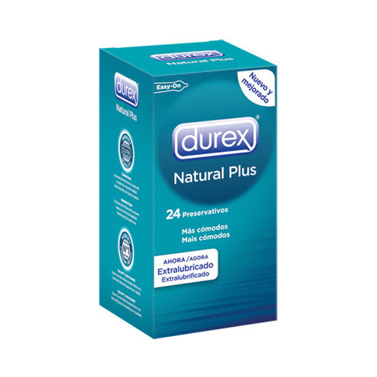 Durex Natural Plus - Sensualove - 3