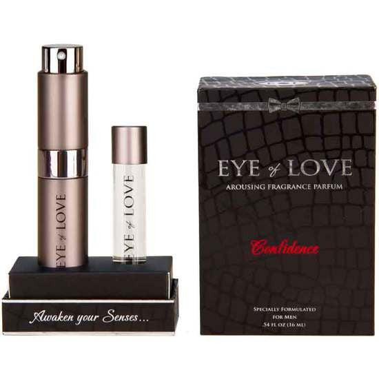 Eye Of Love Romantic Perfume Para El