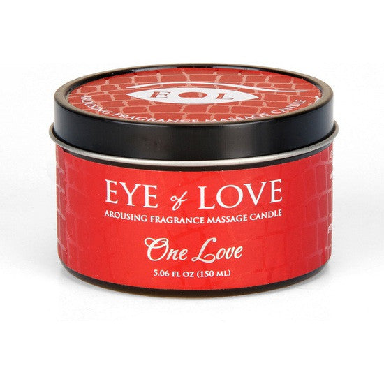 Eye Of Love One Love Vela De Masaje
