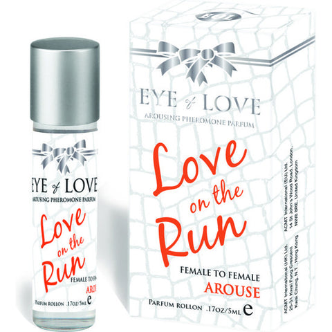 Eye Of Love Perfume De Feromona Arouse  De Mujer Para Mujer - Sensualove