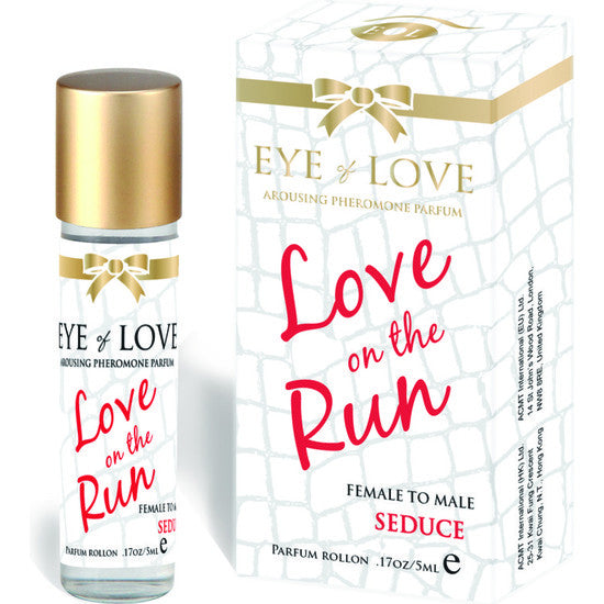 Eye Of Love Perfume De Feromona Seduce Para Mujer