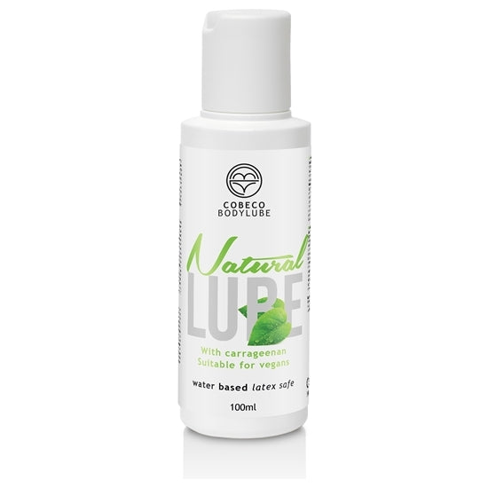 Lubricante Íntimo Tasty Lube Natural 100ml