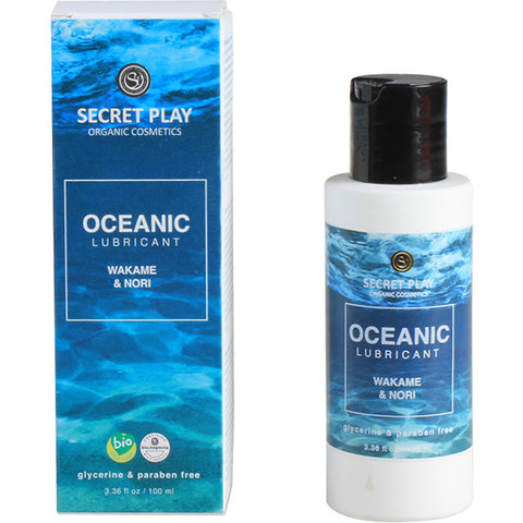 Lubricante Orgánico Oceanic Sensitive 100ml