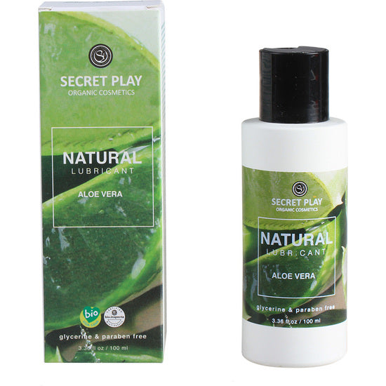 Lubricante Orgánico Natural 100ml