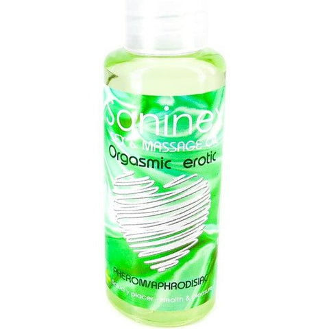 Sex & Massage Aceite Orgásmico Erotic 100 ml