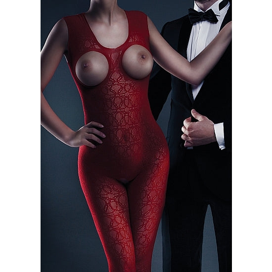 Bodystocking Zarah Rojo