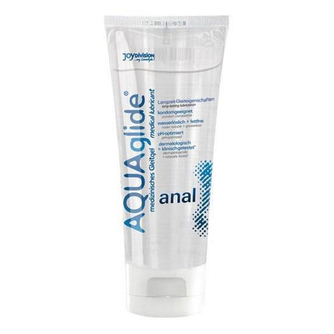 Lubricante Base Agua Natural Anal 100 ml - Sensualove