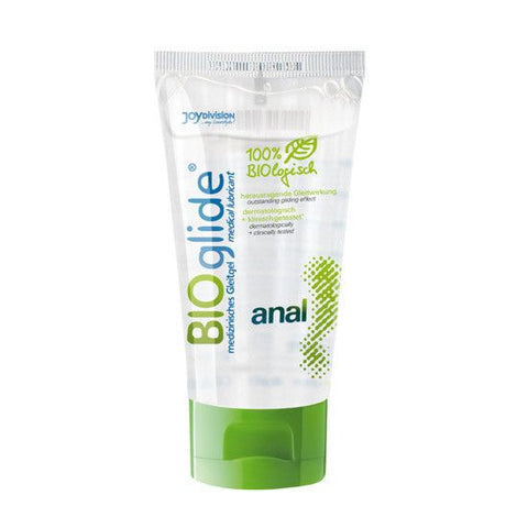 Lubricante Base Agua Natural Bio Anal 80 ml - Sensualove