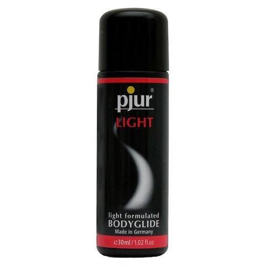 Lubricante de Silicona Light 30 ml - Sensualove - 1