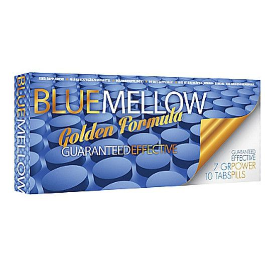 Blue Mellow 10 Capsulas