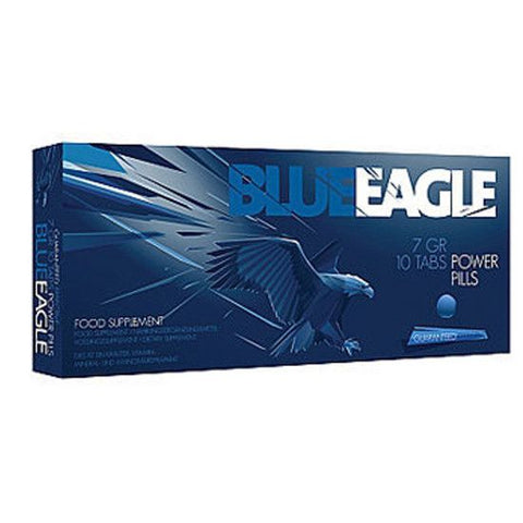 Blue Eagle 10 Pastillas - Sensualove