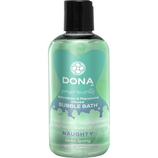 DONA BUBBLE BATH SINFUL SPRING 240 ML