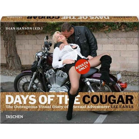 Days Of The Cougar - Sensualove