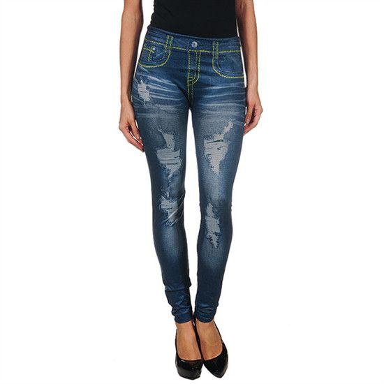 Intimax Blue Seam Legging