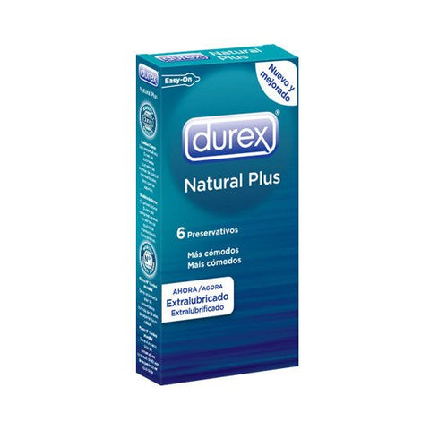 Durex Natural Plus - Sensualove - 1