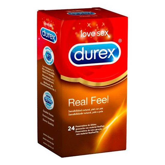 Durex Sensitivo Real Feel - Sensualove - 2