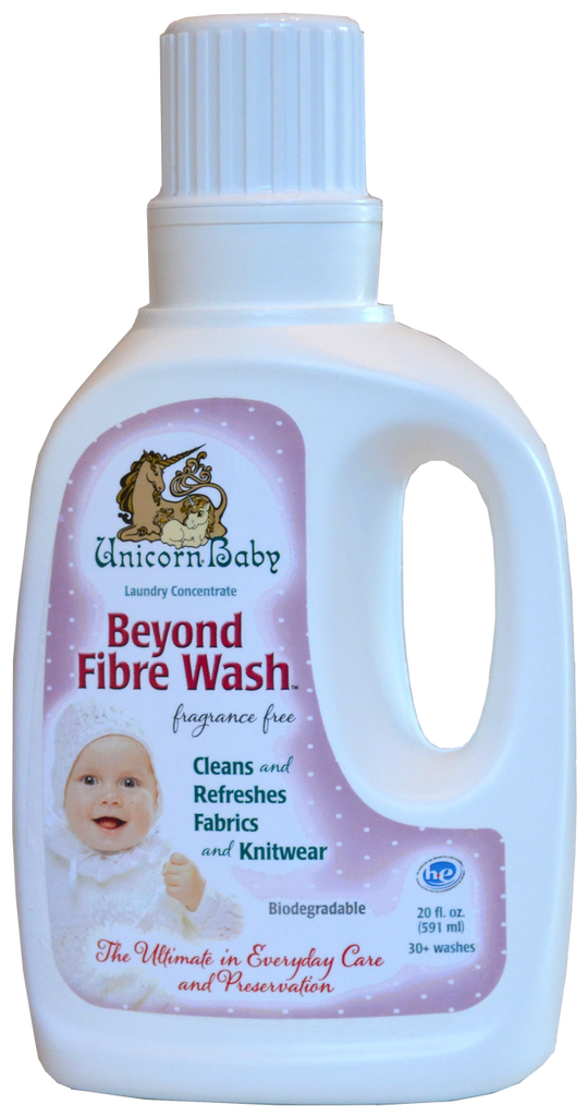 Unicorn Baby Beyond Fiber Wash - One Love Diaper Co.
