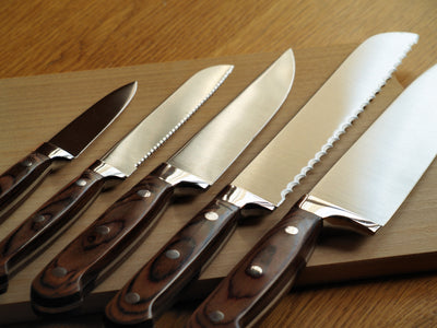 Kitchen Chef Knife Sharpening Service