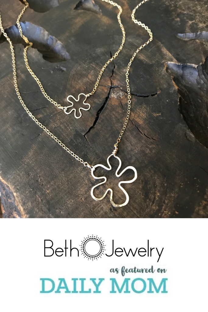 Beth Jewelry Featured in Favorite Women's Magazine