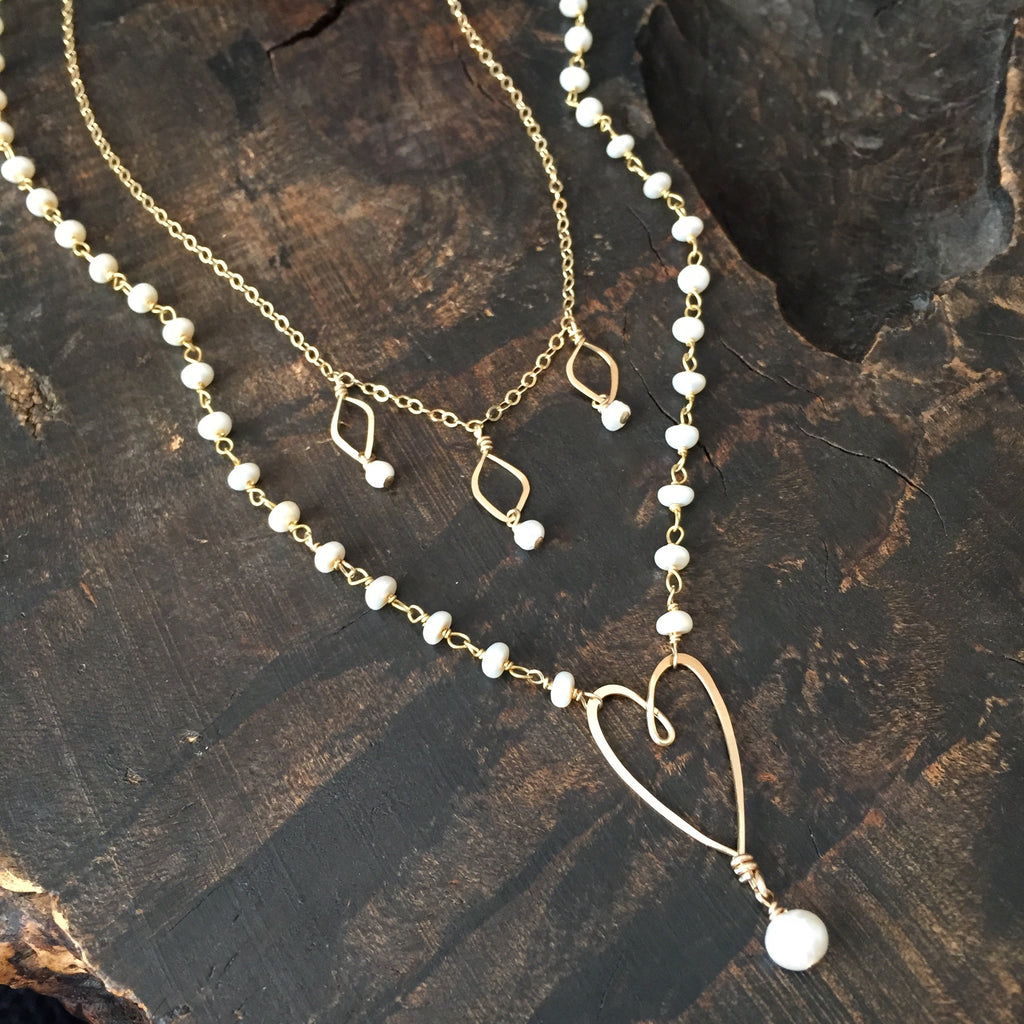 Pearls Are All the Rage for Fall