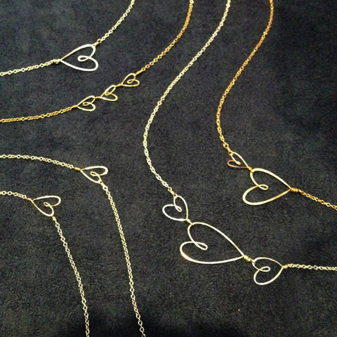 Hearts Collection, Beth Jewelry
