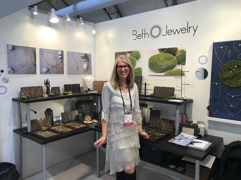 Beth Jewelry at Las Vegas Market