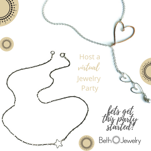 Beth Jewelry Virtual Jewelry Party
