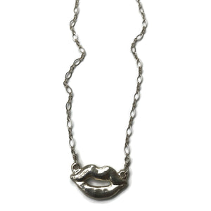 Lips Necklace