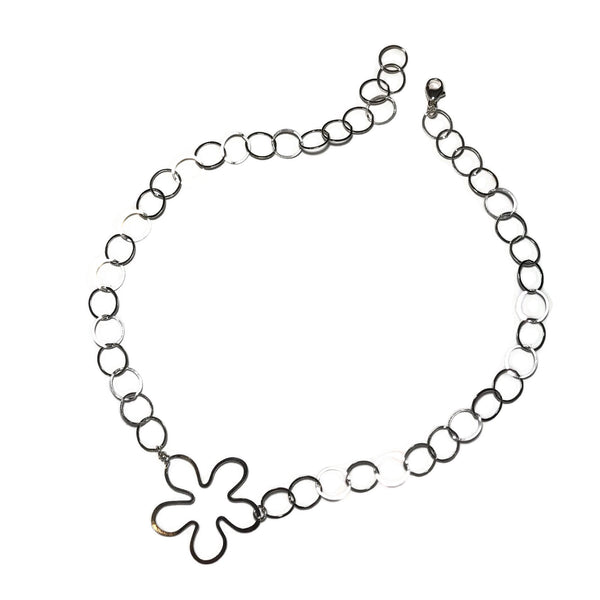 1 Flower Necklace