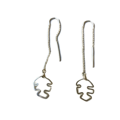 Tropics Threader Earrings