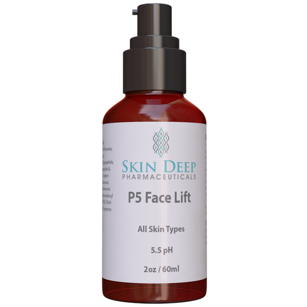 Power Peptide 5 Face Lift (Step 1) - Skindermis