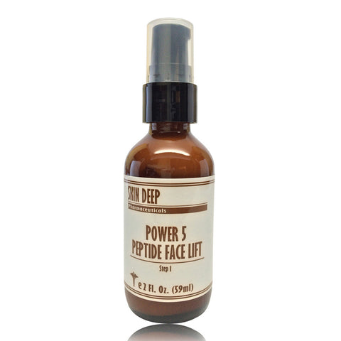 Power Peptide 5 Face Lift (Step 1)