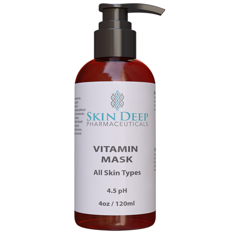 Vitamin Hydration Mask - Skindermis