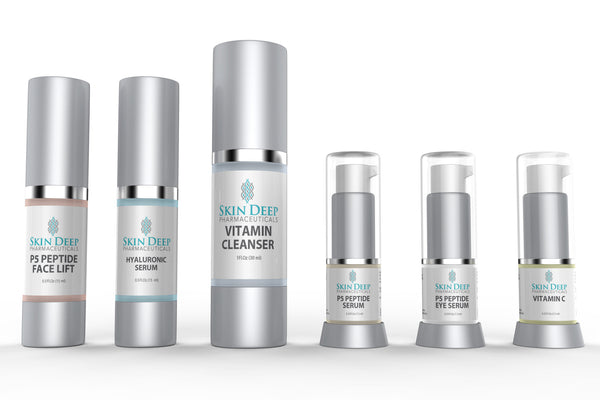 Healthier Skin Kit - $100 Discount Offer - Skindermis