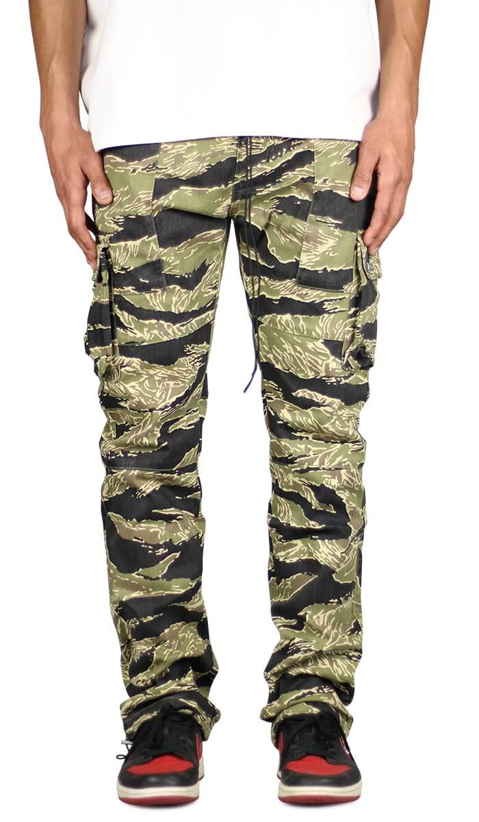 Golden Tiger Straight Leg Pant
